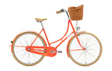 Creme Holymoly Solo Stadsfiets Dames 3-Speed oranje